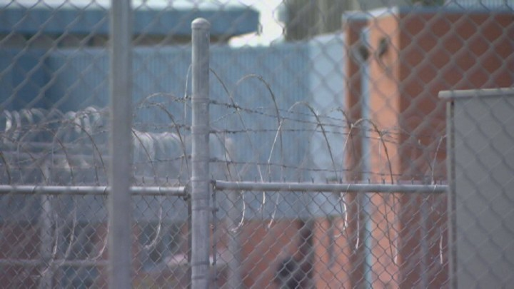 An inmate died at the Regina Correctional Centre Thursday morning.