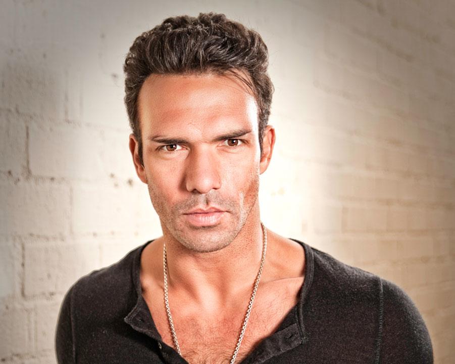 Darren Shahlavi, pictured in an undated publicity photo.