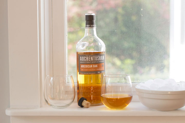 Unpeated scotch