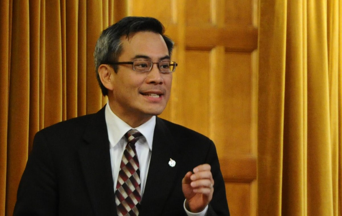 Liberal MP Ted Hsu knows his long-form census bill probably won't pass. But he thinks it's important to talk about.