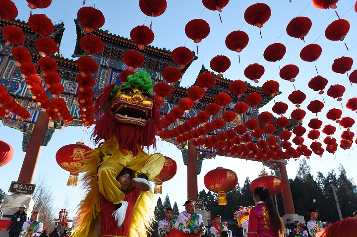 Chinese New Year 2015: 4 things to know