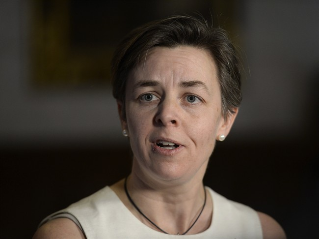 Kellie Leitch might want to brace herself for an onslaught of sugar packets.