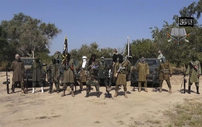 A resident says Boko Haram fighters from Nigeria have attacked a border town inside the neighbouring country of Niger.