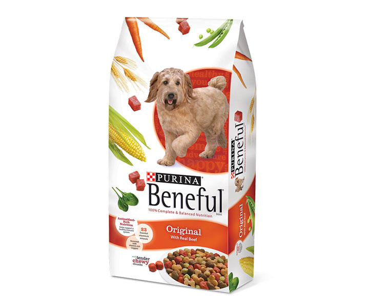 Purina Beneful Original.