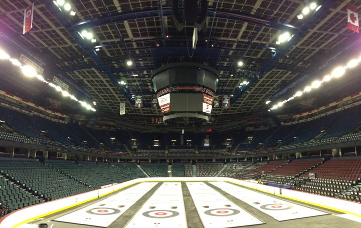 Brier Saddledome
