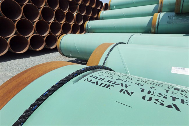 Nekaneet Cree Nation Chief Alvin Francis says the Keystone XL pipeline will allow him to pursue long-term financial stability for his 551 registered members.