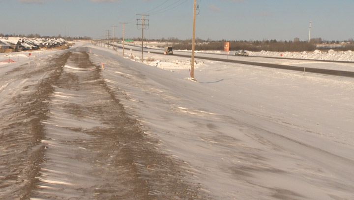 Stonebridge residents will have to wait until at least 2016 for access to the neighbourhood from a Highway 11 interchange.