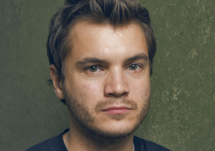Emile Hirsch, pictured on Jan. 23, 2015.