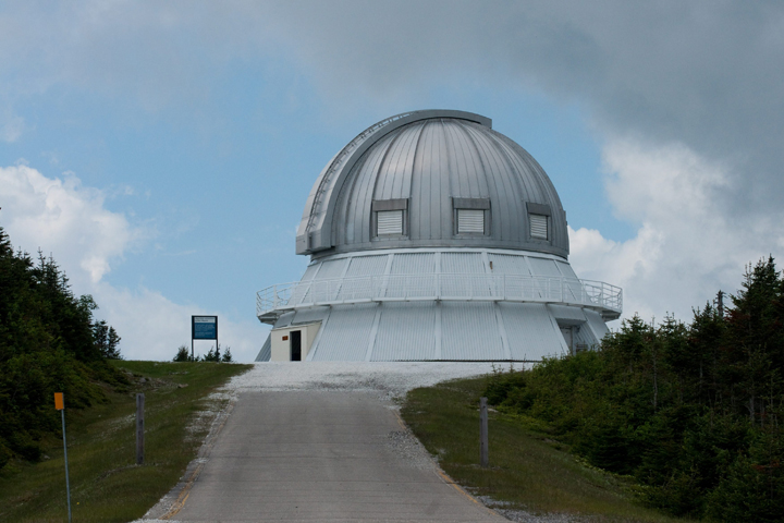 Mont Megantic observatory to close