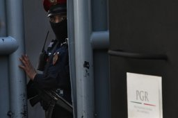 Continue reading: Mexico police arrest alleged leader of new, fast growing cartel