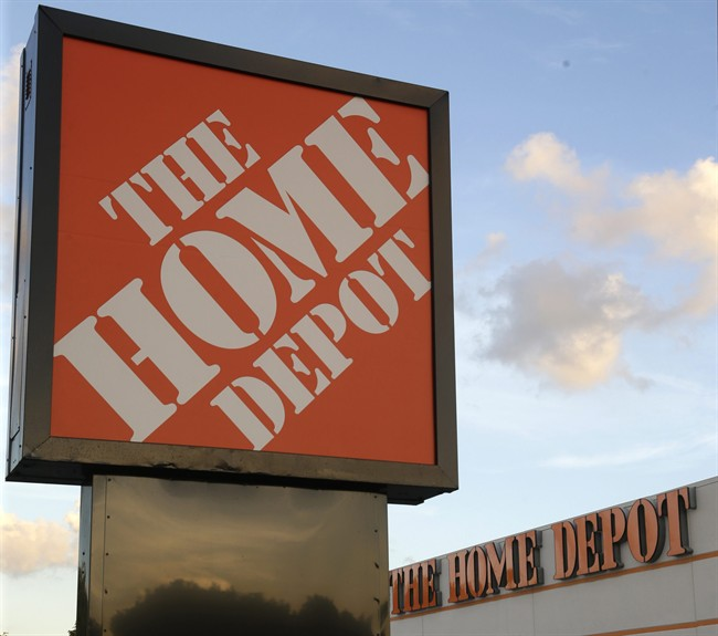 Police say the man would allegedly go to Home Depot stores impersonating customers with store credit cards, then use those cards to buy gift cards and merchandise.