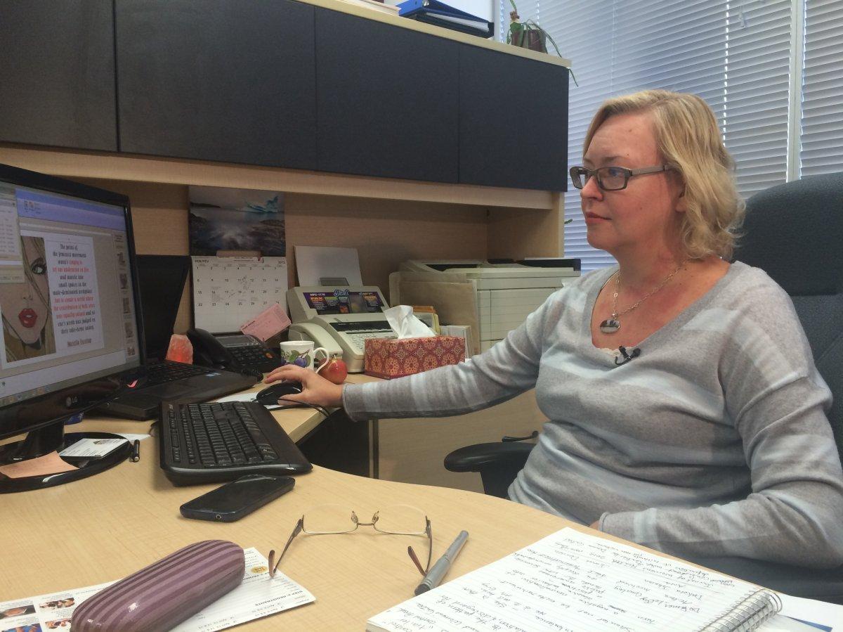 Jo-Anne Dusel served on Saskatchewan's Domestic Violence Death Review Panel.