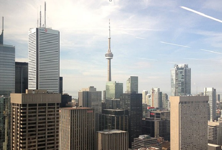 A family of four in Toronto needs an annual income of just over $72,000 pre-tax to make ends meet, according to a new report.