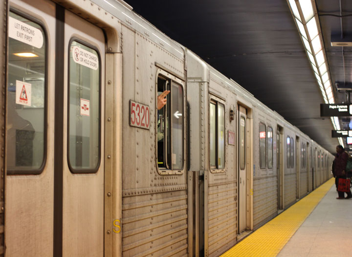 "The TTC says ""air quality in the subway system is safe,"" despite a report released Tuesday outlining high pollution levels."