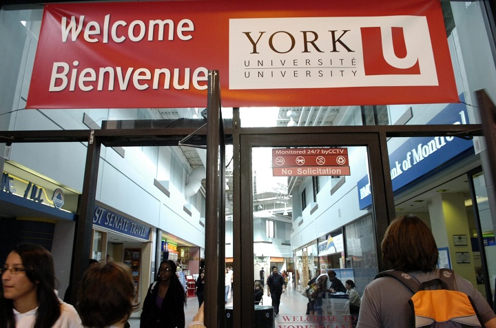 A new campus in Markham, Ont., is expected to serve about 4,000 students in York Region.