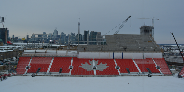 BMO Field expansion continues