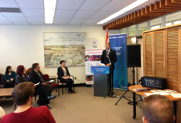 A roughly $500,000 investment to Saskatoon-based Prairie Diagnostic Services, a non-profit food safety organization, will go towards new testing equipment.