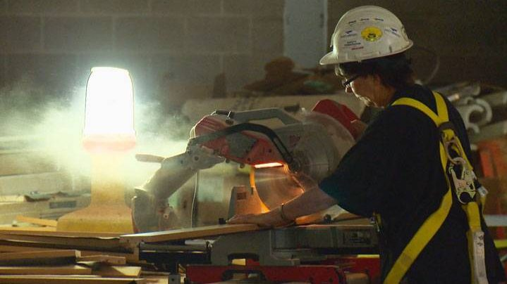 The province's workplace injury rate declined in 2014, according to statistics from the Saskatchewan Workers' Compensation Board.