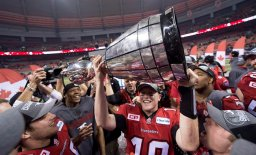 Continue reading: Jock Wilson: Grey Cup likely coming to Calgary in 2019