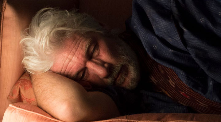Richard Gere, pictured in a scene from 'Franny.'.