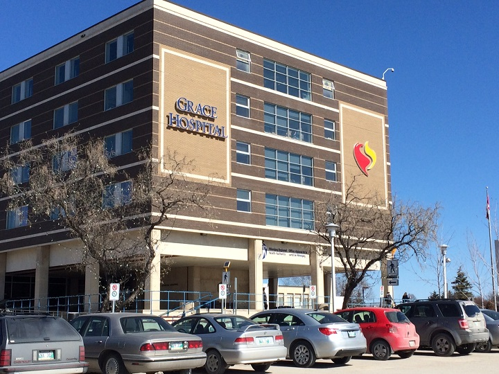 The Winnipeg Regional Health Authority has pulled a pamphlet on pain medication that was used by the Grace Hospital, Global News has learned.