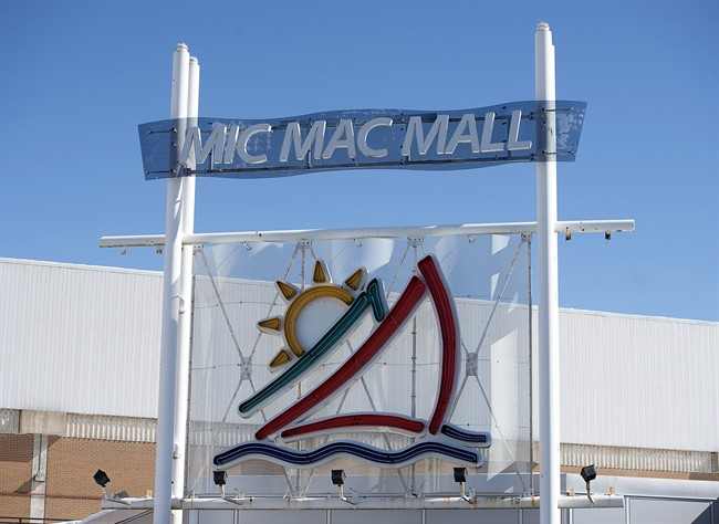 The Mic Mac Mall is seen in Dartmouth, N.S. on Tuesday, March 3, 2015.