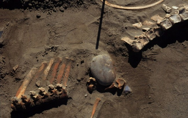 Scientists have redated an ancient hunting site in southern Alberta that pushes back the date for the earliest culture in North American by centuries.