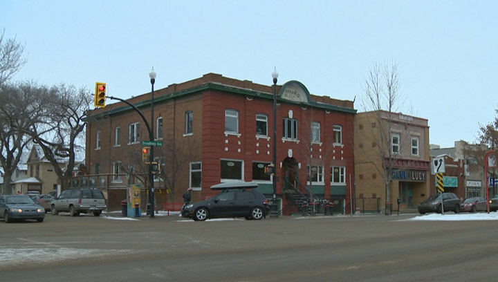 Farnam Block, which most recently was home to Lydia's, is slated to meet the wrecker's ball.
