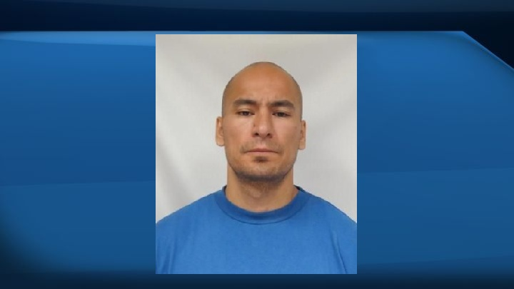 A Canada-wide warrant has been issued for 33-year-old Ashton Natomagan.