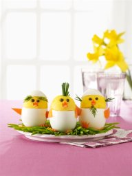 Continue reading: DIY ideas for your Easter brunch table