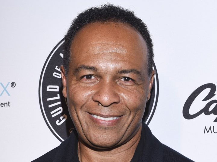 Ray Parker Jr., pictured in January 2015.