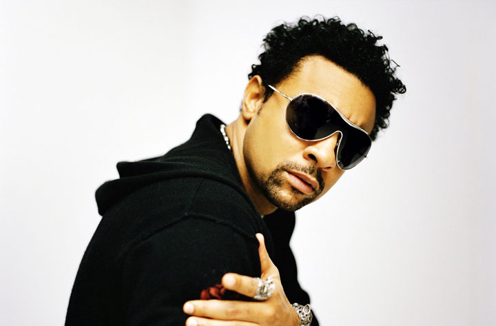 Shaggy will be in Toronto on March 28 to receive an award for humanitarian work.
