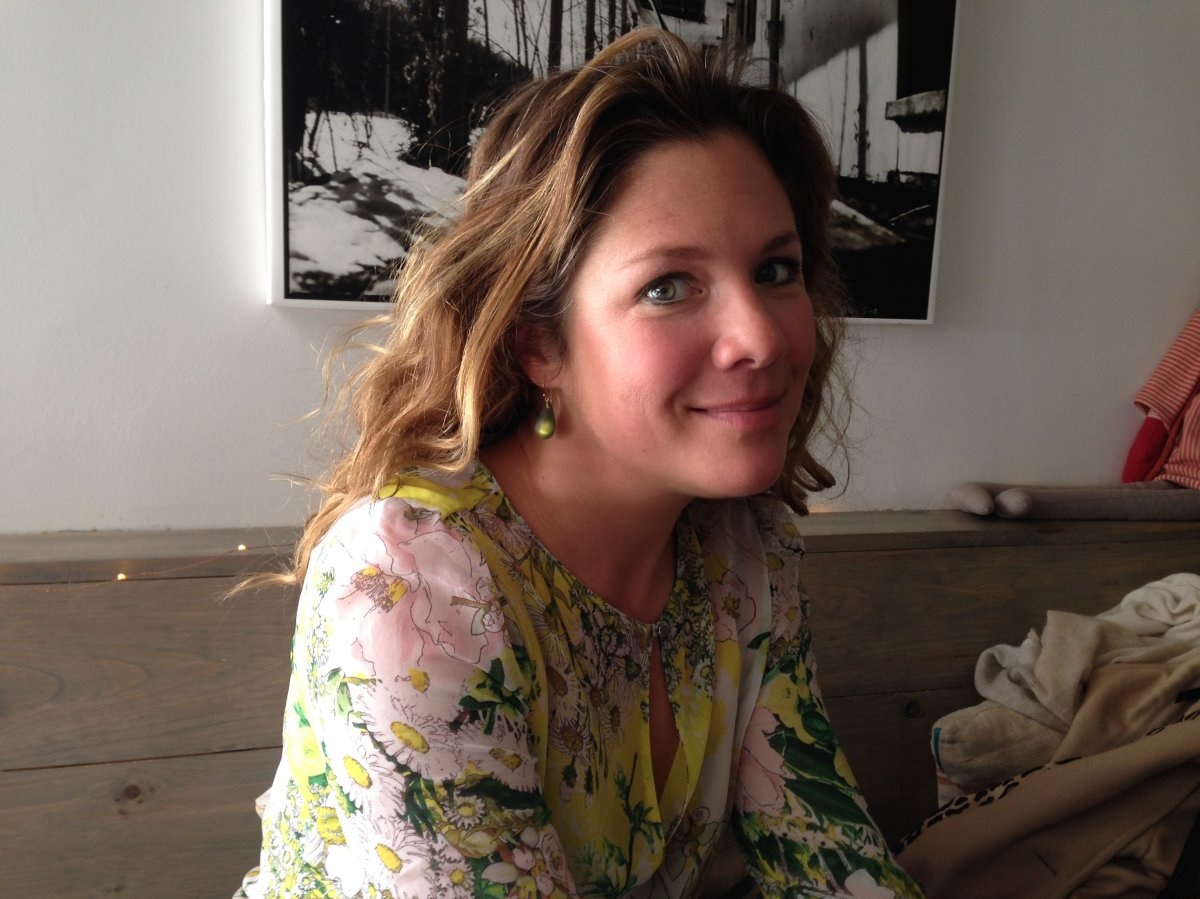 Lunch with Sophie Grégoire-Trudeau in Ottawa. (Laura Stone/Global News).