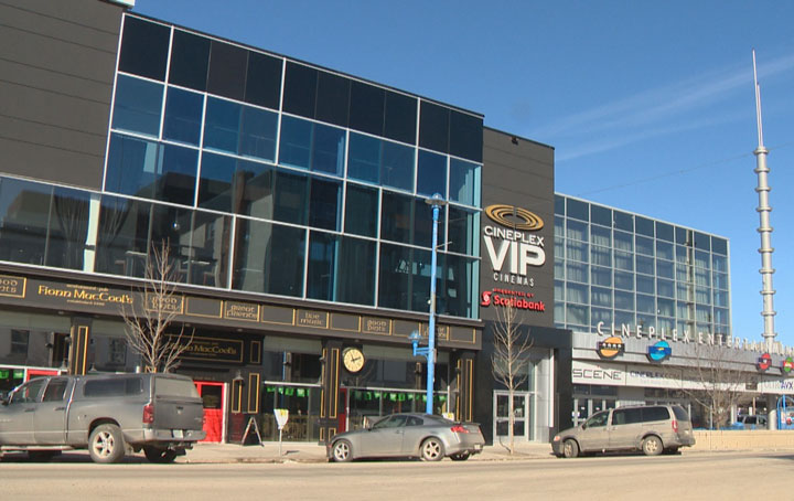 Cineplex Entertainment adds additional security at its downtown Saskatoon location and is working with community partners after a stabbing in February.