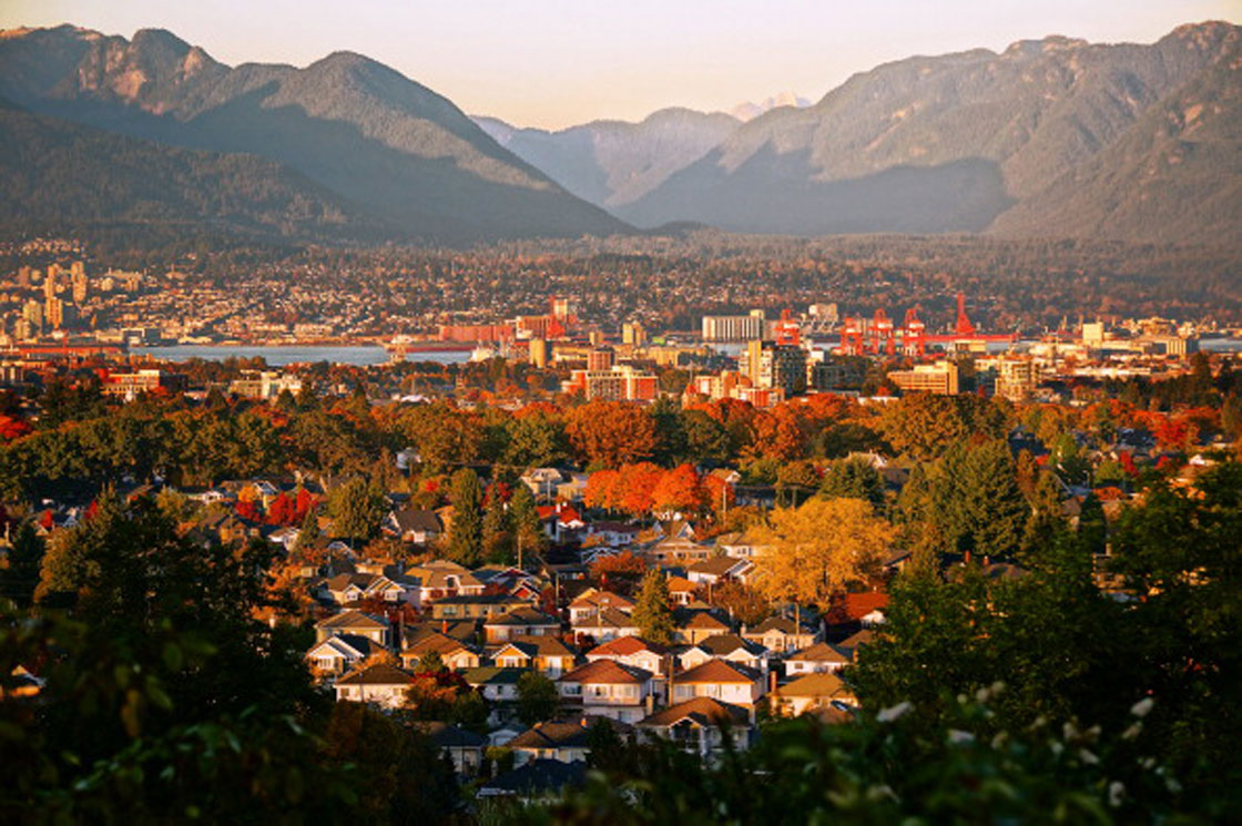 The average price of a home in the greater Vancouver area rose 6.4 per cent last month.