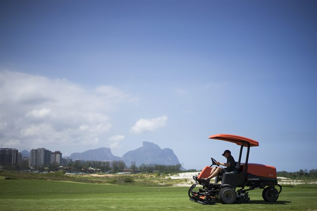 The city says a marshal will be present at each golf course to ensure all practices and procedures are being followed, and to answer any questions players may have.