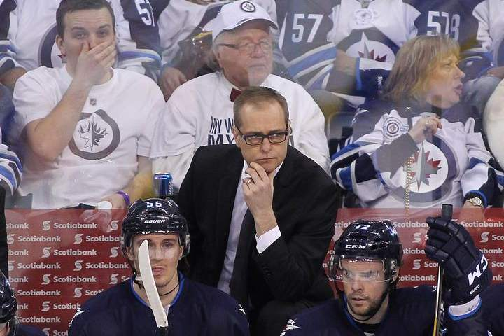 """""""We've got a lot of room to improve and to get better with experience,"""" head coach Paul Maurice said after the Winnipeg Jets were eliminated from the playoffs."""