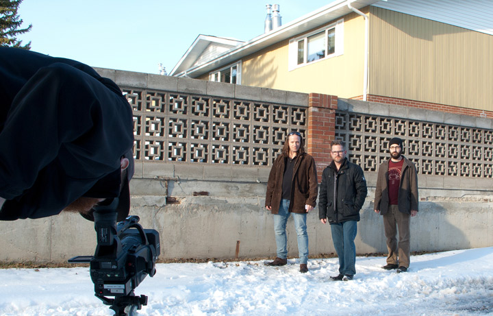 A Saskatchewan company could by following in footsteps of WolfCop filmmakers with CineCoup competition.