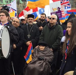Continue reading: Thousands on Parliament Hill for 100-year anniversary of the Armenian genocide