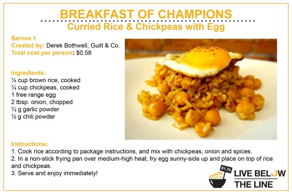 Breakfast - Guilt & Co.