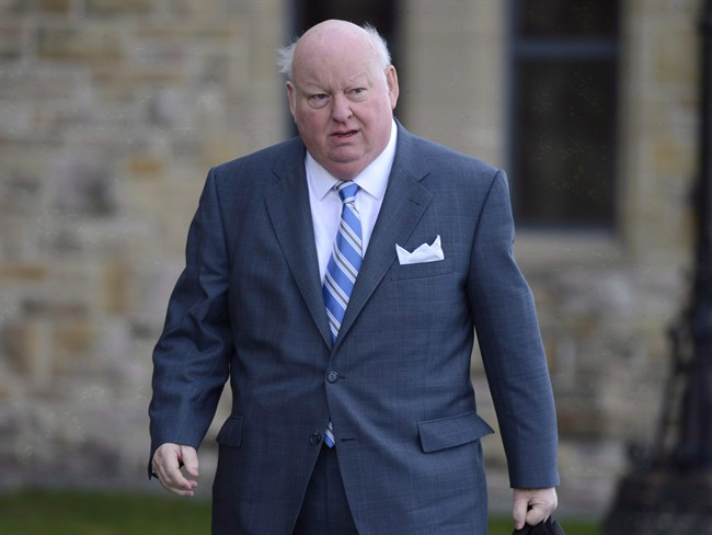 When lawyers arrive at the Ottawa courthouse for the long-awaited start of the Mike Duffy trial, they'll be armed with the equivalent of advanced degrees in the rules governing Senate expenses. Duffy is shown arriving at the Senate in Ottawa, Monday, October 28, 2013.