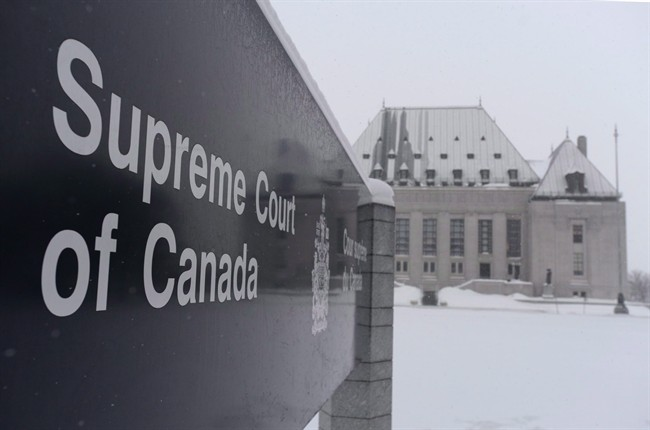 Justice Russell Brown of Alberta's Court of Appeal has been named to the Supreme Court of Canada.