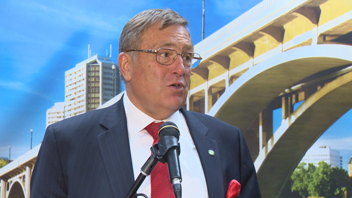 Saskatoon Mayor Don Atchison says he is satisfied with Tuesday's budget announcement out of Ottawa, calling it neither disappointing or exciting.