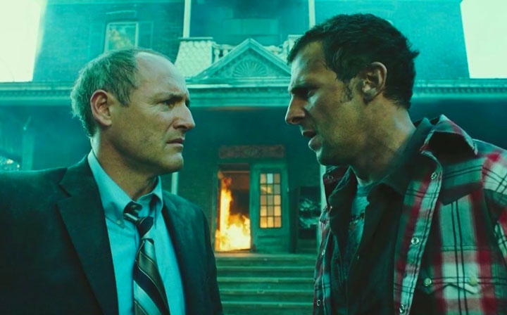 Colm Feore and Patrick Huard star in 'Bon Cop, Bad Cop,' one of the top-grossing Canadian movies.