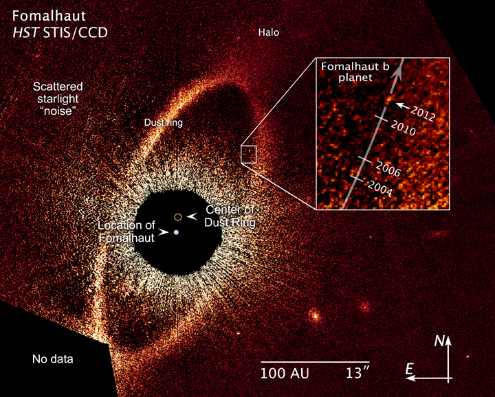 Hubble-Fomalhaut-planet