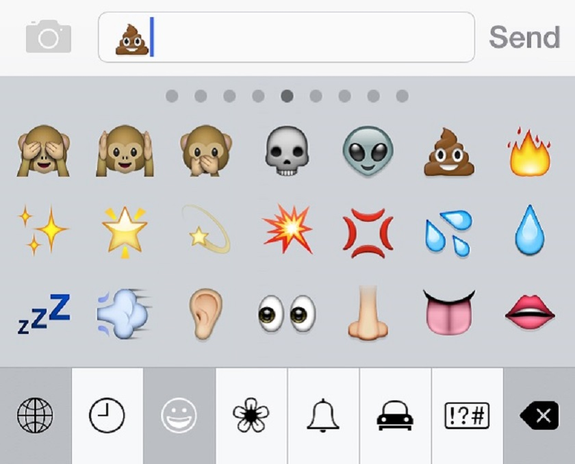 Canadians lead the way when it comes to the use of the smiling poop emoji.