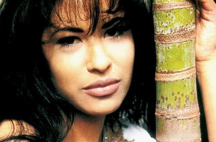 Singer Selena, pictured in an undated publicity photo.