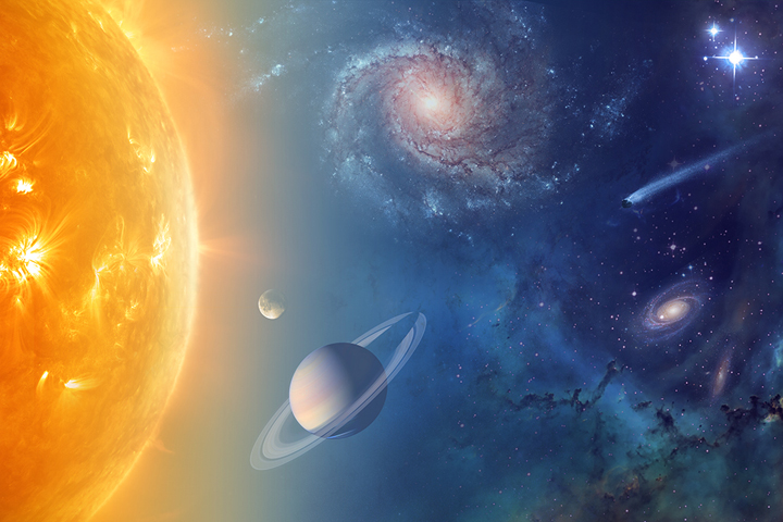 Water is abundant in our solar system