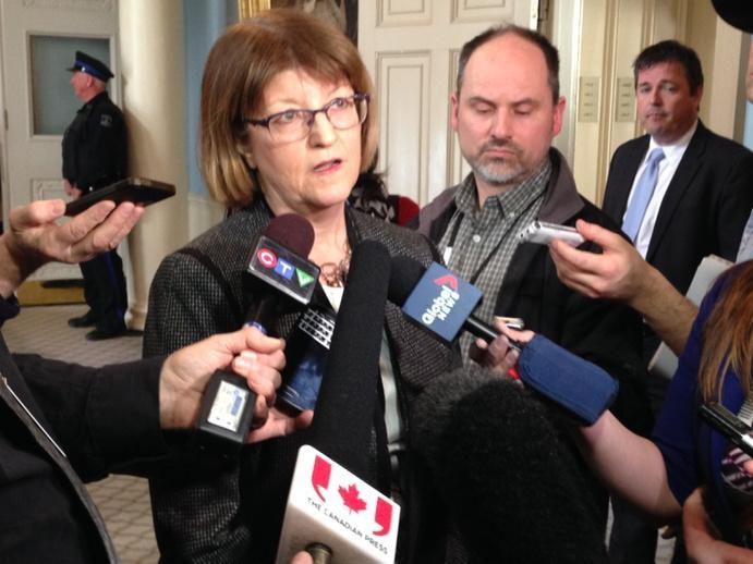 NS Finance Minister Diana Whalen.
