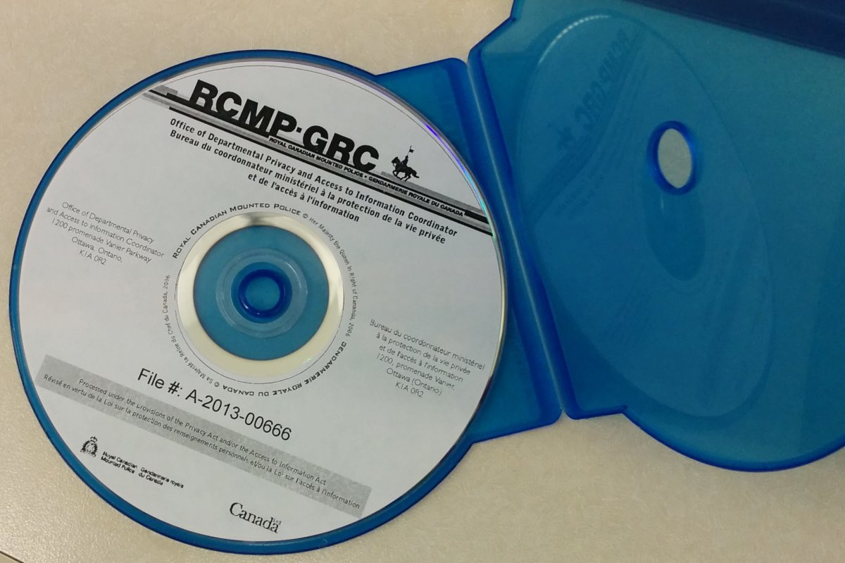 Several media organizatiions, including Global News, obtained redacted copies of the national firearms registry under access-to-information laws. La Presse has made their copy available for download.